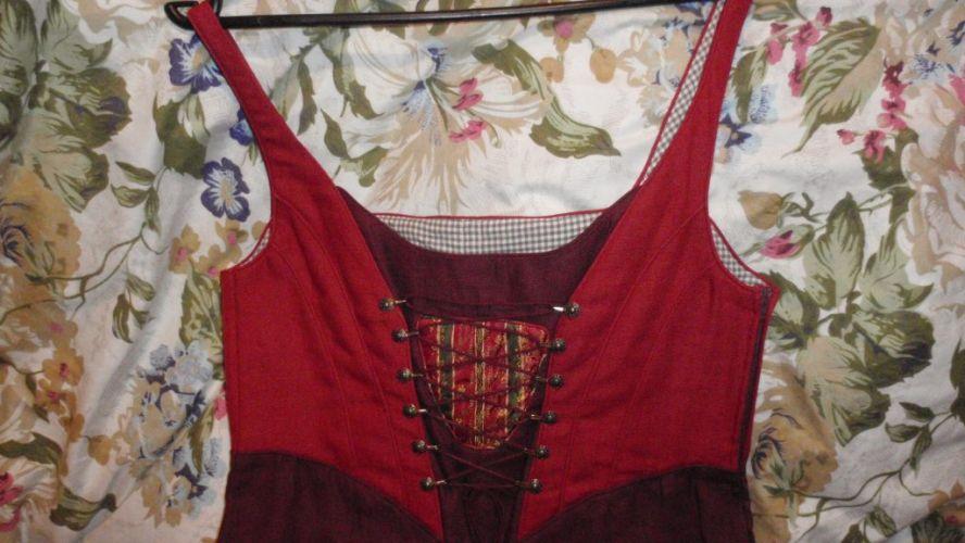 Платье в этническом стиле, до щиколоток, размер 44-46 Материал: 100% лен...