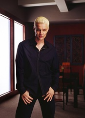ANGELImage #AG03-003Pictured: James Marsters as SpikePhoto Credit: © The WB/Nigel Parry