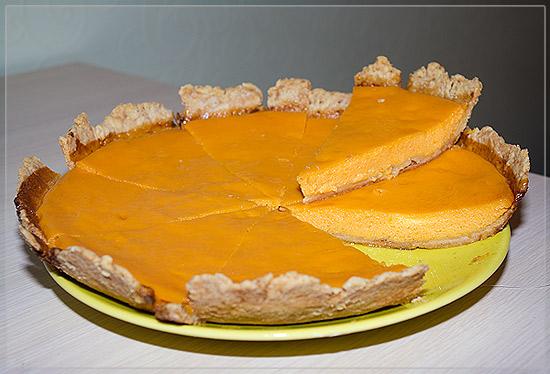 Американський пиріг з гарбуза