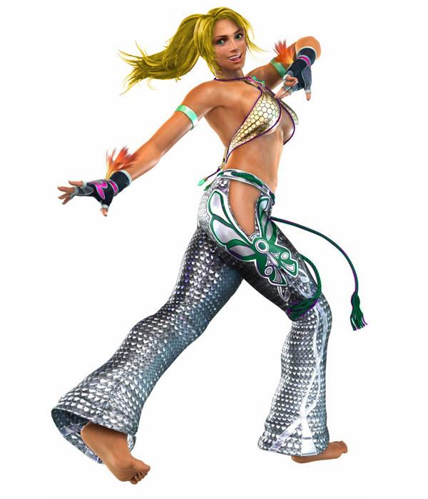 Christie Monteiro из Tekken