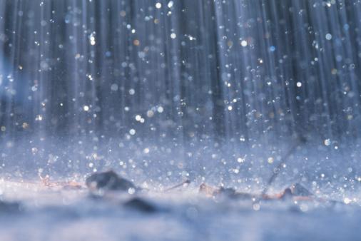 Дожди зальют Киев