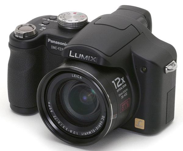 Обзор Фотокамеры Панасоник Dmc-Fz8 Инструкция