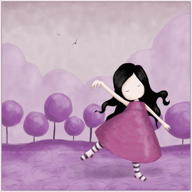 С днем рождения танцевальные картинки