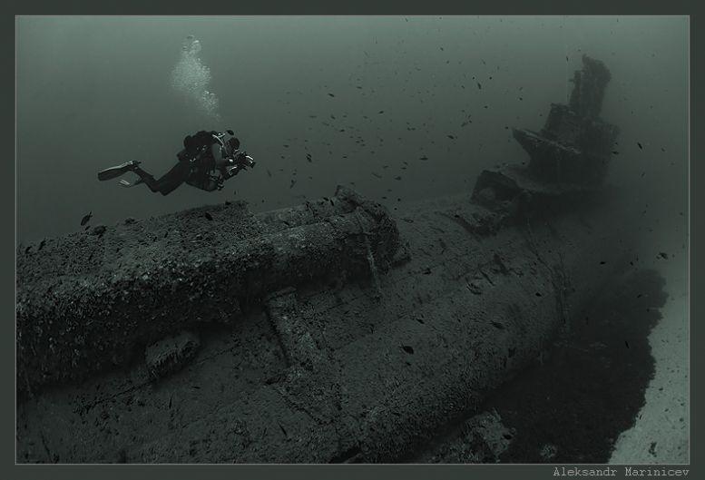 сонник затопленная лодка