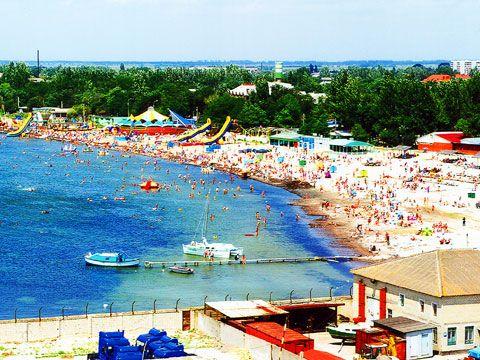 Чем отдых на черном море на побережье