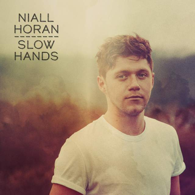 Cover Pic for single Slow Hands by Niall Horan