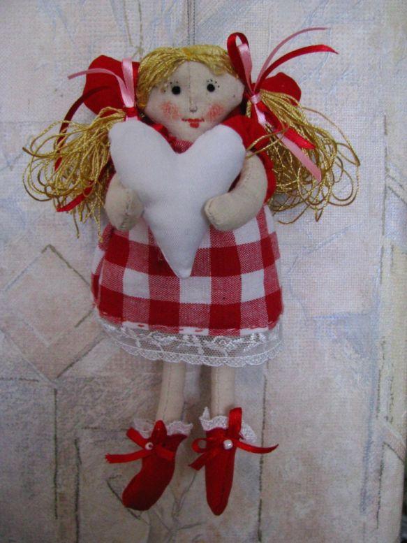 Canaldex Игрушки своими руками - Кукла Ангел - Хранитель.