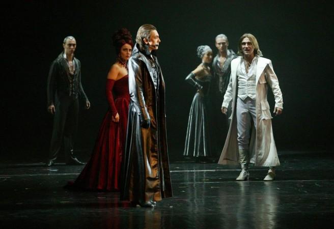 Саит театра оперетты г краснодара