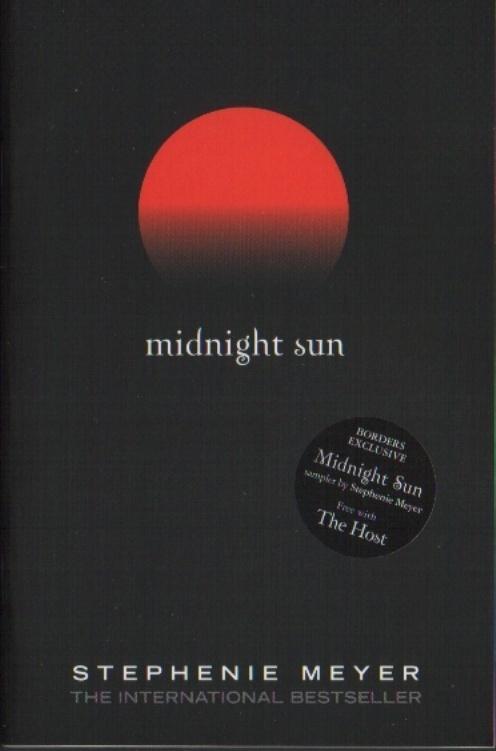 Роман Солнце полуночи/Midnight Sun (не выпущен) .