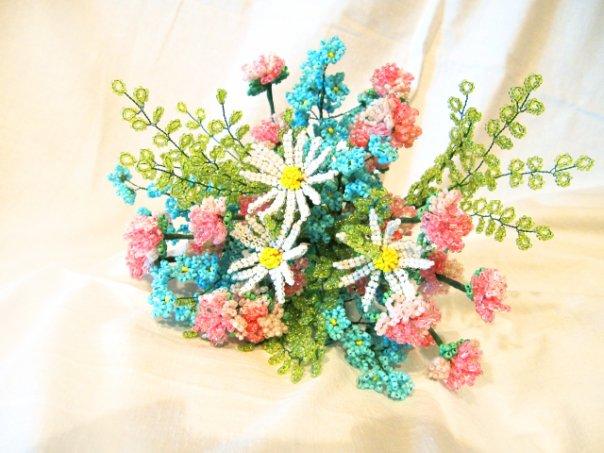 Комментарии: 0 Скачивали: 1228 Папка: Цветы из бисера Букет полевых цветов.jpg Полевые цветы.JPGСкачать картинку.