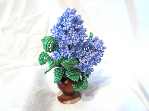 класс бисероплетение цветы