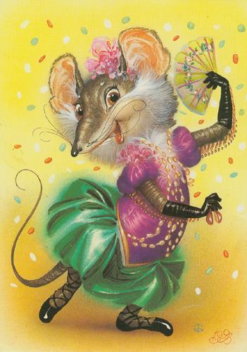 Поздравление год крысы